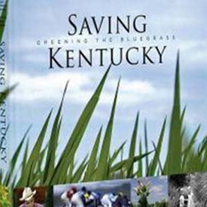 Saving Kentucky Cover
